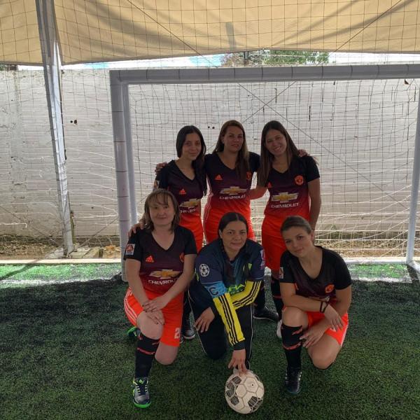 campeonato interno futbol 5 MINHACIENDA